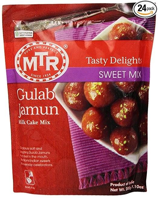 MTR Gulab Jamun Milk Cake Mix | Iowa African Market