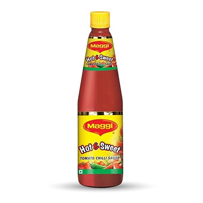 Maggi Hot & Sweet Tomato Chilli Sauce | Iowa African Market