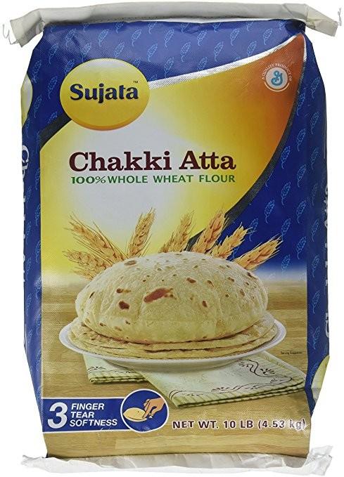 Chakki Atta 100% Whole Wheat Flour | Iowa African Market