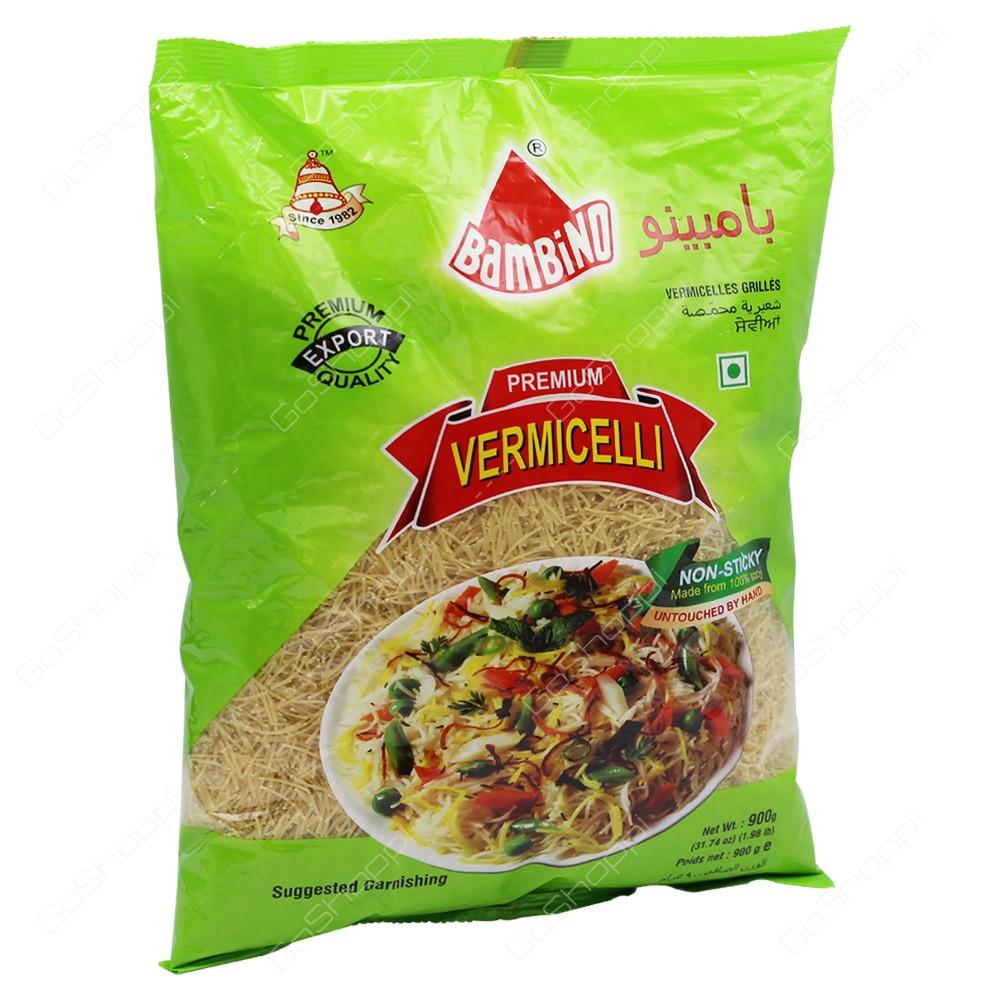 Bambino Premium Vermicelli | Iowa African Market