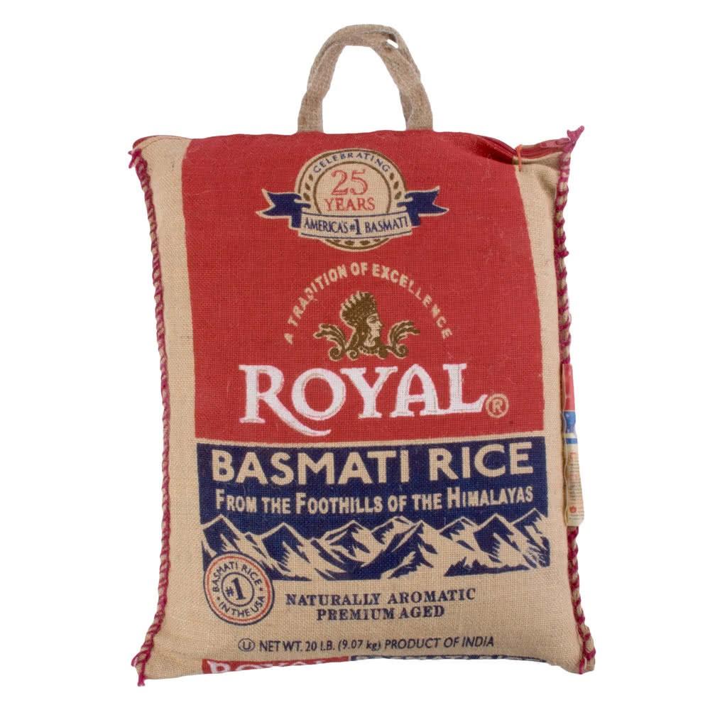 Royal Basmati Rice | Iowa African Market