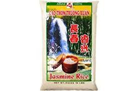 Asian Taste Jasmine Rice | Iowa African Market