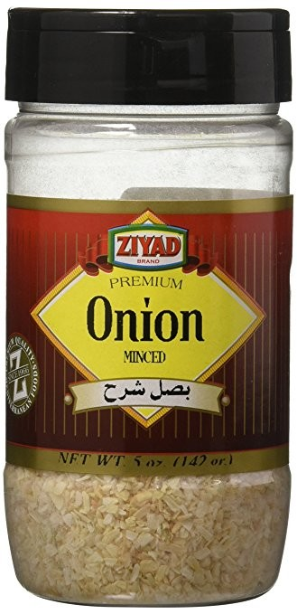 Ziyad Onion Minced | Iowa African Market