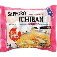 Sapporo Ichiban Shrimp Flavored Soup   Iowa African Market