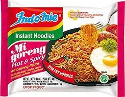IndoMie Instant Noodles Hot & Spicy | Iowa African Market